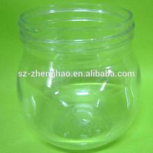 Health Care Chewing Gum Plastic Bottle In  Custom   Design