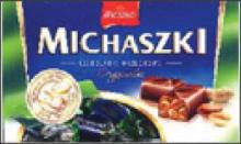 Mieszko Nut Flavored Chocolate Squares