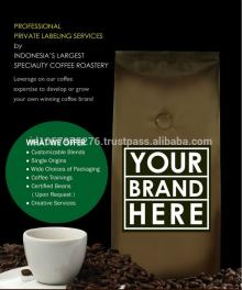 Private Label (OEM) Coffee