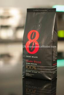 Eight Beans Gusto Ricco Whole Beans Coffee