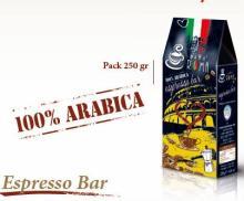 coffee ground 100% arabica