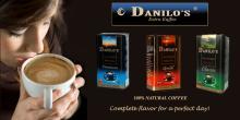 DANILO'S Extra Kaffee