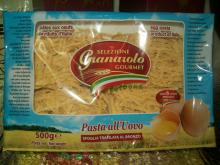 Italian Pasta Tagliatelle ( Egg Noodles )