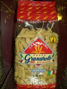 Italian Durum Wheat Pasta