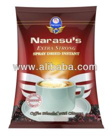 NARASU'S EXTRA STRONG SPRAY DRIED COFFEE POWDER