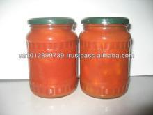 Pickled Tomato In Tomato Juice