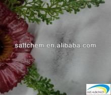 puried and dried sea salt