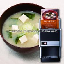 Convenient richer blend miso for fast food vending carts