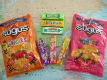 Wrigley Gum N Candy