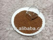 Freeze-dried coffee powder- strong bitter flavor