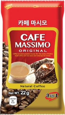 Cafe Massimo Original 3 in 1