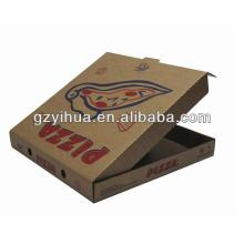 Custom various size printed pizza boxes wholesale