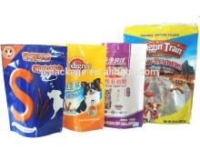 Customized dog food packaging bags supplier/dog food plastic packaging