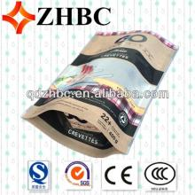 custom printed Stand up pouch bag