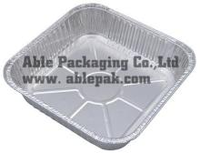 Disposable Aluminium Foil Food Storage Containers