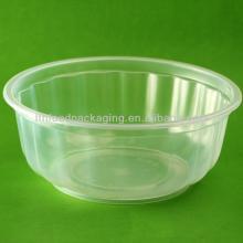 36oz Disposable PP  Plastic  Bowl /  Lunch   Box