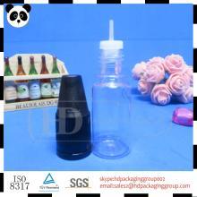 dekang 10ml bottle with colored cap spray pump bottle vitamin e acetate liquid made in Guangzhou