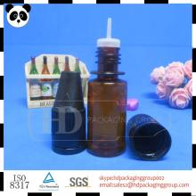 dekang wholesale child resistent cap vitamin e liquid liquid tar bottle