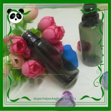 screen printing vitamin e liquid spray pump bottle PET