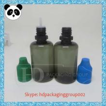clear black 30ml childproof cap  bottle  fuel additive plastic  bottle s  vitamin  e acetate liquid