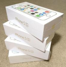 Sale for Apple iPhone 5S 16GB - BRAND NEW - UNLOCKED - ORIGINAL