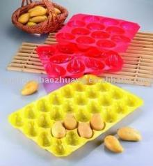 PP Fruit Insert Tray,Blue,29*39cm,18# packaging Apple,Tomato,Pepper