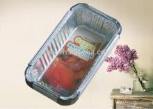 Household and Hotel use disposable aluminum foil tray for food for take away food