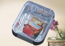 household aluminium cake container is well used for food catering