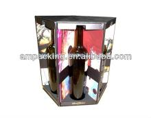 Luxury Paper Packaging Beverage Box for Champagne