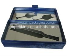 Luxury Set Up Paper Packaging Beverage Box for Champagne