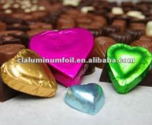 chocolate and candy  wrapping   foil s