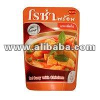Ready to eat - Red Curry with Chicken