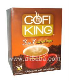 Cofi King 3 in 1 with Dark Sugar