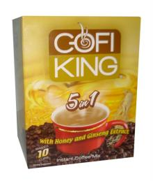 Cofi King 5 in 1 with Honey & Ginseng