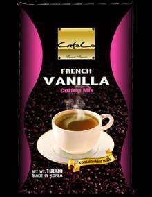 cafelo vanilla