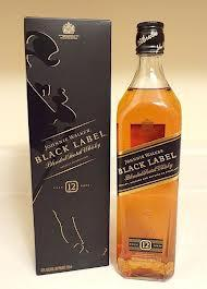 Johnnie Walker Black Label Scotch Whisky