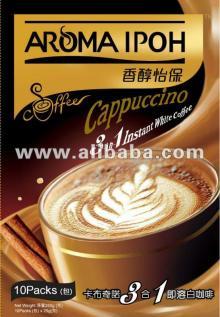 Aroma Ipoh White Coffee - Cappuccino