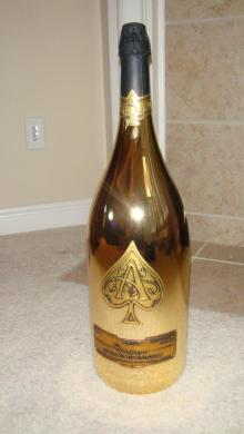 Ace of Spades Champagne 6 Liter