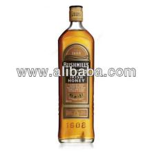 BUSHMILLS IRISH HONEY WHISKEY 750ml