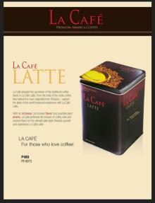 LA CAFE LATTE