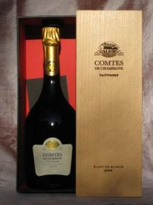 Champagne Taittinger 2005 Comtes de Champagne Rose