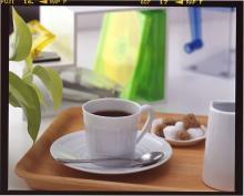 Instant Coffee Rain Forest Spray Dried