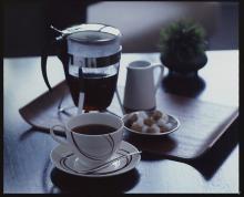 Instant Coffee India Spray Dried