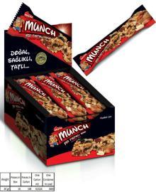Peanut  Meyna Munch Energy  Bar