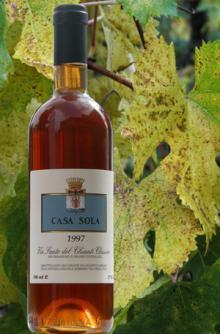 VIN SANTO of the Classic Chianti