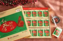 Korean   Red   Ginseng  Sliced Gold
