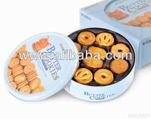 B287710 Bourbon Butter Cookies 306g
