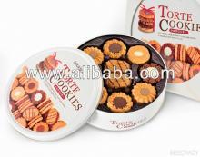 B287727 Bourbon Assorted Cookies