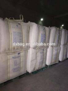 High quality low price 1.5 tons used bulk bag packed corn starch size 110X110X110cm