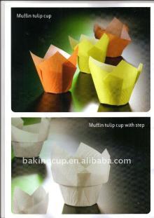 Tulip  Muffin   Cup